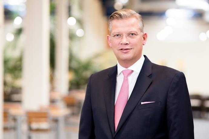 Olaf Giesen es el nuevo director ejecutivo de Europart.