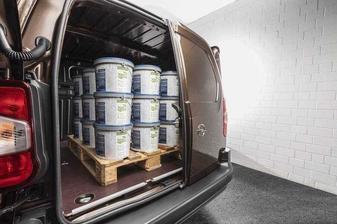 Nueva Opel Combo Cargo espaciosa, compacta e innovadora