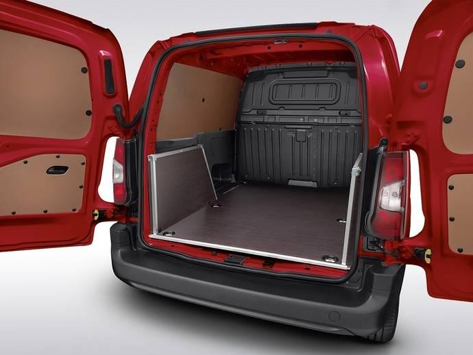 Opel diseña accesorios a medida para el Combo