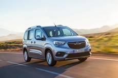El nuevo Opel Combo.
