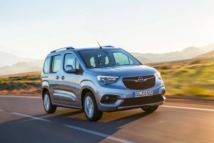 El nuevo Opel Combo Life incorpora diversos avances tecnológicos