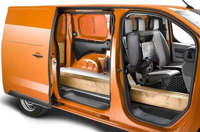 La nueva referencia, tercera generación del Opel Vivaro