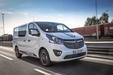 Opel presenta el nuevo Opel Vivaro Sport