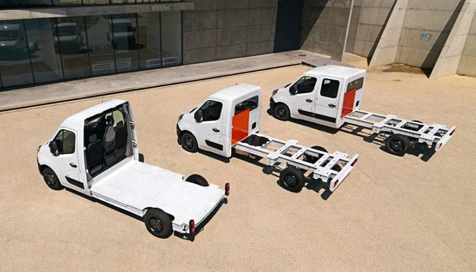 Opel ofrece gran variedad de usos de sus modelos Combo, Vivaro y Movano