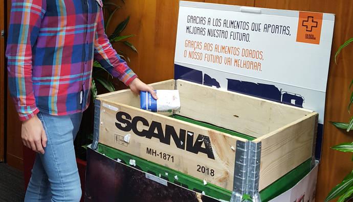 Scania muestra su compromiso con países del tercer mundo