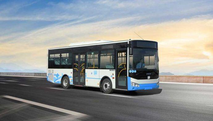 Otokar gana un importante contrato de autobús de Ammán