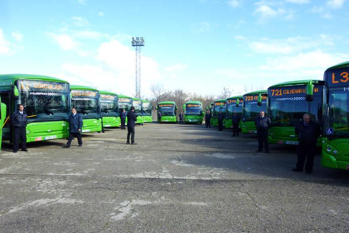 CRTM añade 16 autobuses a Alcobendas, SSRR y Colmenar Viejo