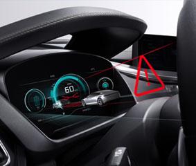 Bosch está desarrolando pantallas 3D para vehículos