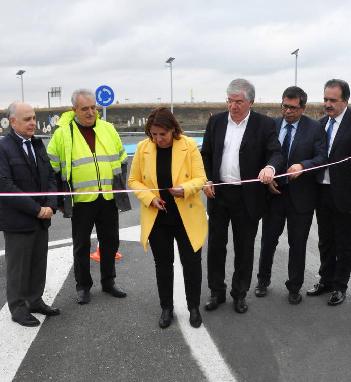 Plataforma Central Iberum inaugura nuevo acceso desde CM-41 y A-42