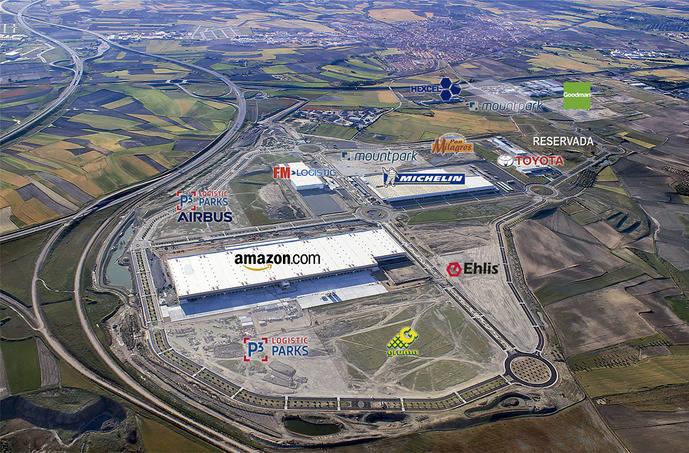Gran incorporación de compañías a la Plataforma Central Iberum