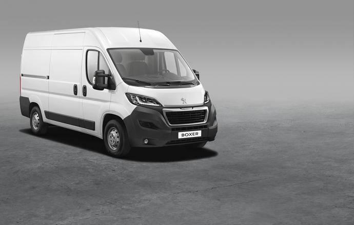 Peugeot extiende la tecnología BlueHDi en el Boxer