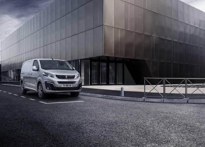 La nueva generación del Peugeot Expert llega a la Red Comercial española