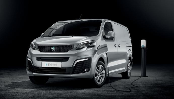 Peugeot E-Expert, Van of the year: reparto last mile