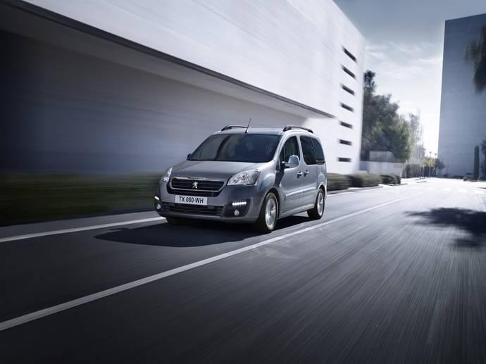 El Peugeot Partner Tepee llega con nueva motorización PureTech
