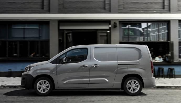 Nuevo Peugeot e-Partner, eléctrico
