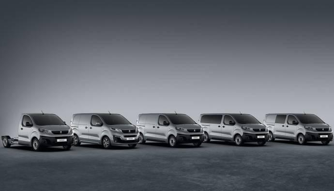 Peugeot, en el podio del mercado de comerciales