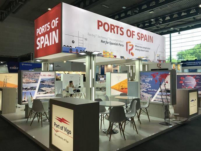 Puertos españoles se consolidan como solución para el transporte
