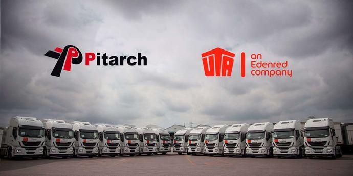 Pitarch confía en UTA para cubrir sus necesidades de movilidad en toda Europa