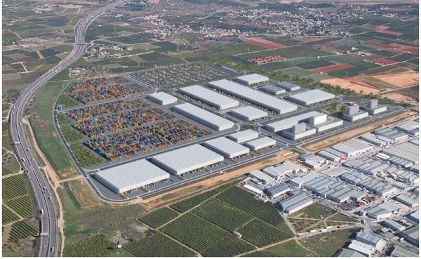 Dos empresas logísticas comienzan a construir sus naves en el PLV
