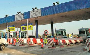 Eliminación de los peajes de las autopistas AP-7 y AP-4
