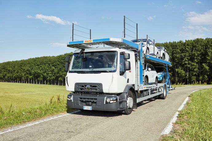 Renault lanza una oferta para la renovación de la gama de distribución