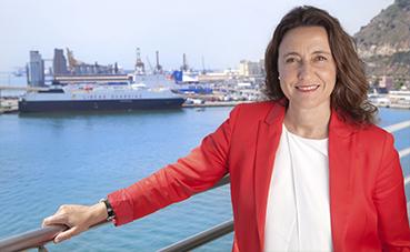 Mercè Conesa, del Port Barcelona, asume la presidencia de BCL