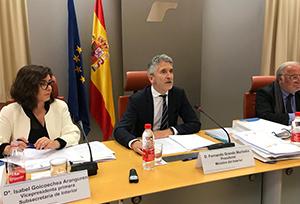 Grande-Marlaska encarga a la DGT la Estrategia de seguridad vial 2021-2030