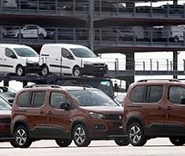Las matriculaciones de vehículos comerciales ligeros se estancan en agosto respecto a 2018