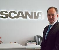 Nombran a Sebastián Figueroa nuevo director general de Scania Ibérica