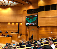 El Senado insta al Gobierno a mejorar la regulación del transporte de mercancías