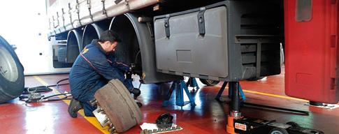 Truckland lanza el servicio Pre-ITV para camiones y semiremolques