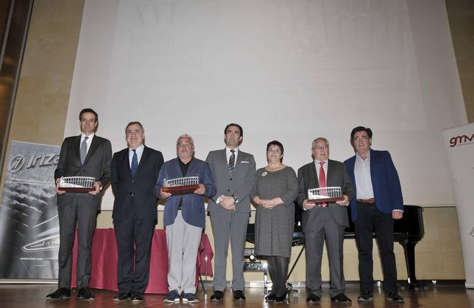 Asetra celebró la XVI edición del Galardón Empresarial del Transporte