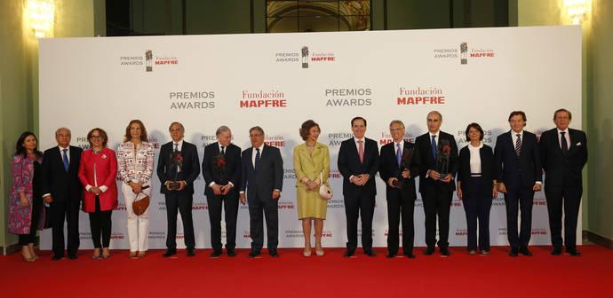 """Alsa recibe el premio """"Mejor Iniciativa en Prevención de Accidentes"""" de Mapfre"""