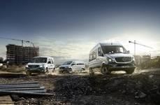 Mercedes-Benz Vans logra un récord de más furgonetas vendidas con 321.000 vehículos en 2015