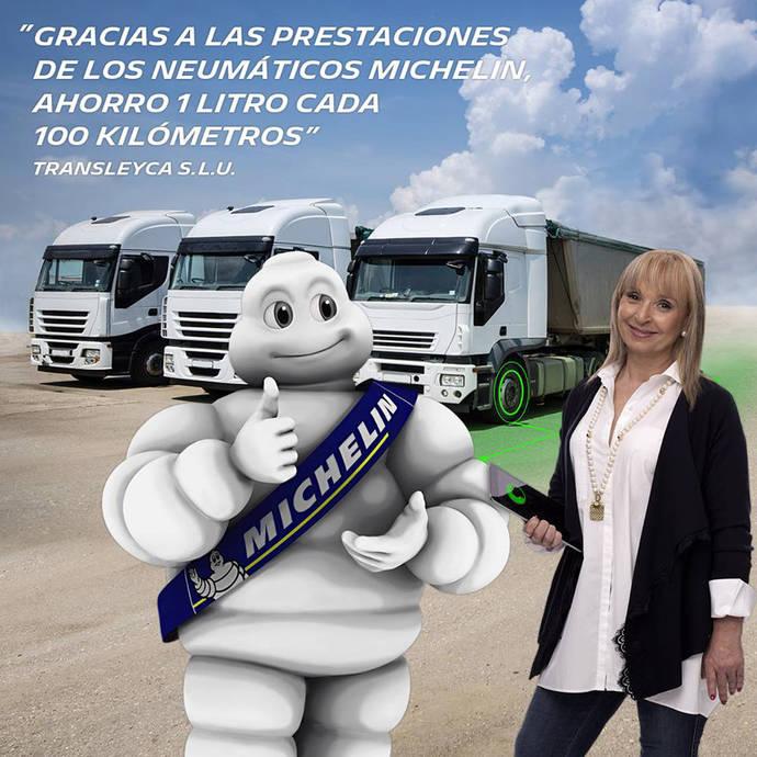 Nueva promoción de Michelin Camión