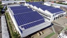 La primera planta de MAN Truck & Bus de producción de efecto neutro de CO2 en Pinetown (Sudáfrica).