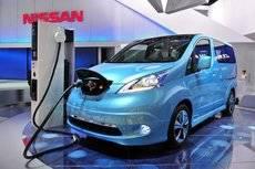 Nissan NV2000 (Imagen de archivo).