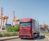 Estreno mundial del nuevo Mercedes-Benz Trucks: un Actros con Active Drive Assist