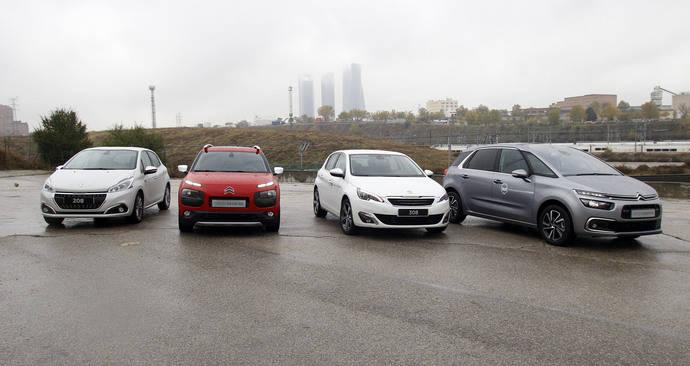 Peugeot y Citroën con el Banco de Alimentos de Madrid
