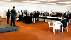 Un centenar de empresas de transporte se reúnen en Oporto