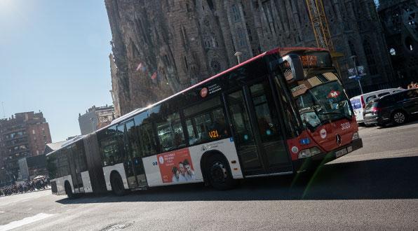 TMB Buses registra 94.000 viajes más, frente a la primera semana de junio