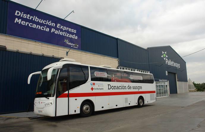 Palletways Iberia colabora con Cruz Roja Española en #salva3vidas