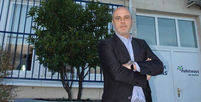 Palletways Iberia nombra nuevo Manager Regional a Francisco Linares