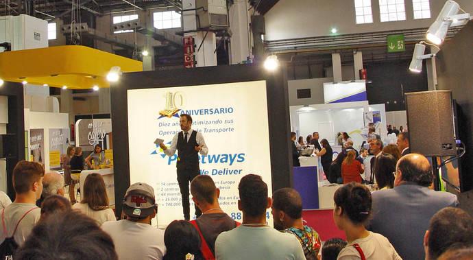 Palletways celebra su primera década en España