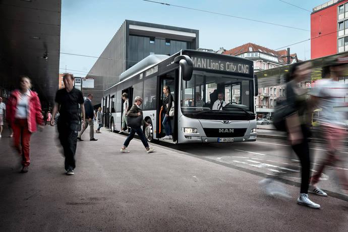 MAN supera 24% de cuota de mercado de buses en España en el primer semestre