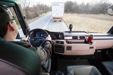 Platooning en las aplicaciones de logística