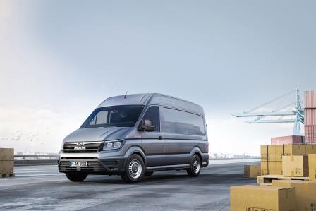 Nueva TGE de MAN, la marca se adentra en el sector de las furgonetas