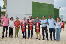 Palletways Iberia Balonmano Playa 2017