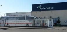Palletways Iberia colabora un año más con Cruz Roja Española
