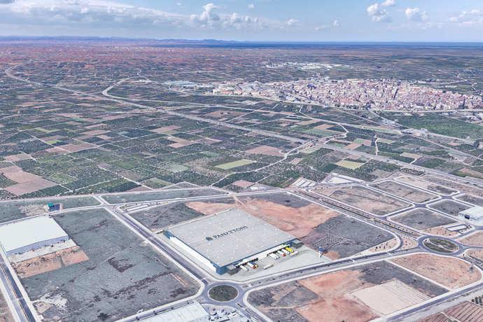 Panattoni anuncia un proyecto logístico de más de 31.000 m2 de SBA en Alzira